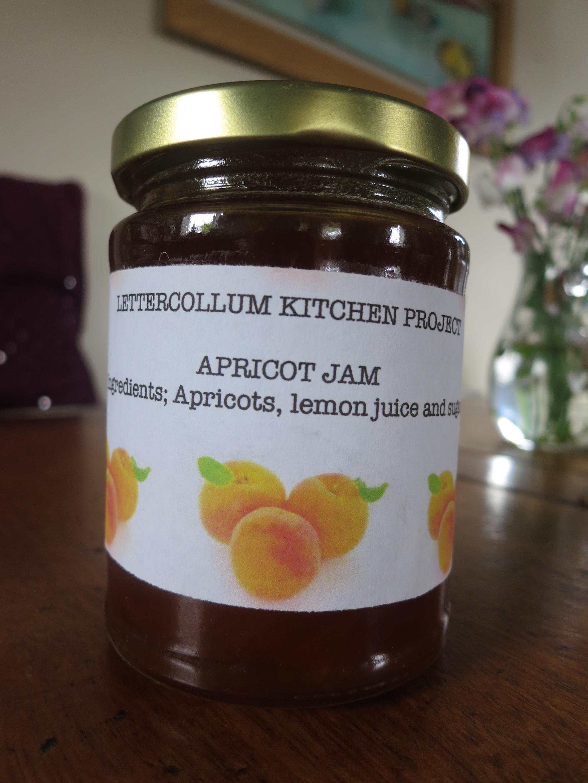 Kitchen Garden Preserves July 2015 Lettercollum Kitchen Project